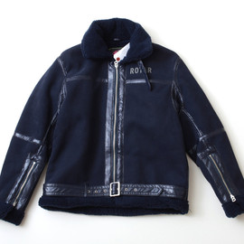 ROTAR - Cotton Irvin jacket
