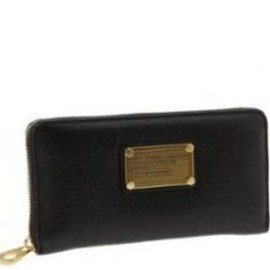 MARC BY MARC JACOBS - Classic Q Large Zip Around Wallet