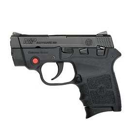 Smith & Wesson, M&P®, BODYGUARD® - 380 CRIMSON TRACE®