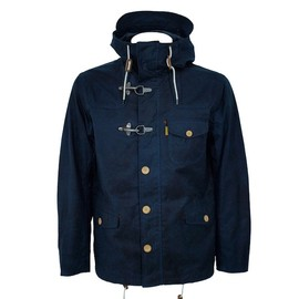 modern classics by ben sherman - hooded wax jacket MODERN CLASSICS BY BEN SHERMAN FISHERMAN JACKET | HIP LEEDS 15% VOUCHER