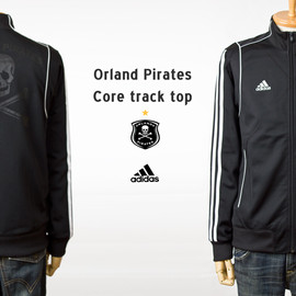 adidas - Orland Pirates Core track top