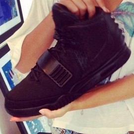"Nike - NIKE AIR YEEZY 2 ""BLACKOUT"""