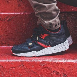 PUMA - RONNIE FIEG × HIGHSNOBIETY × PUMA BLAZE OF GLORY