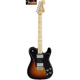 Fender - Classic Series '72 Telecaster Deluxe (Maple Fretboard, 3-Color Sunburst) 【送料無料】
