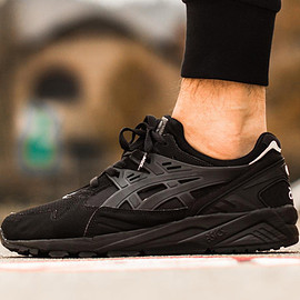 asics - Gel Kayano - Blackout