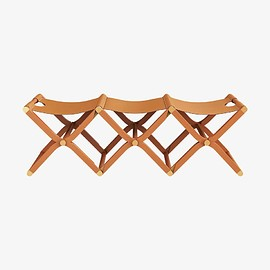 HERMES - Pippa 3-seater bench