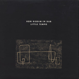 LITTLE TEMPO - RON RIDDIM IN DUB (LP)