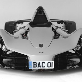 BAC - Mono lightweight roadster