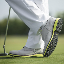 Nike Golf - Lunar Clayton - Grey/Black/Volt?