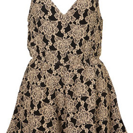 TOPSHOP - **Tapestry Playsuit by Coco's Fortune