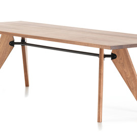 Vitra - prouvé table solvay