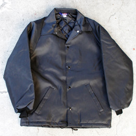 A.S.W-MADE IN USA - Oxford Nylon Coache's Jacket-Quilt Lining
