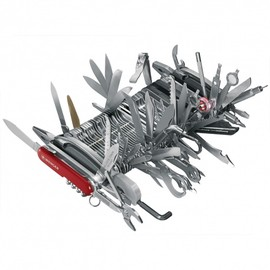 Wenger - The Giant Guinness World Record Holding Swiss Army Knife
