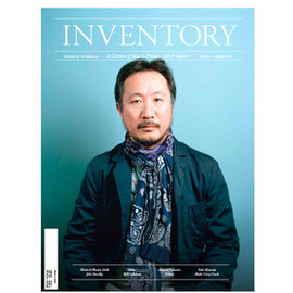 INVENTORY Volume 03 Number 06 Andrea Canè Cover