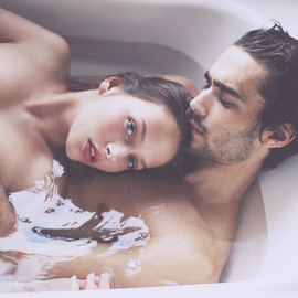 Bathtime with Darling♡