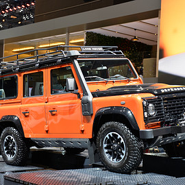 Land Rover - Land Rover Adventure Limited Edition