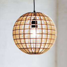 Massow Design - The Hemmesphere lamp