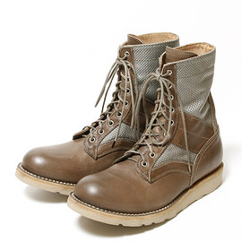nonnative - LACE UP BOOT