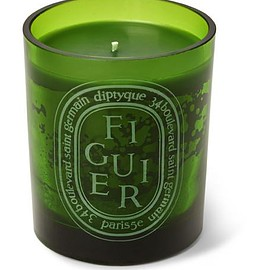 Diptyque - Green Figuier Scented Candle, 300g