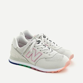 New Balance - 574 sneakers in rainbow