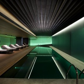 Madarin Oriental - Spa, Barcelona, Spain