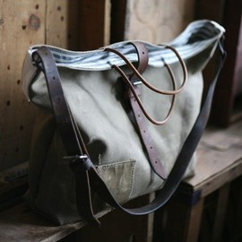 Forestbound - Canvas Tote