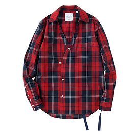 The FOURNESS - Traditional Summer Shirt - Trad Check