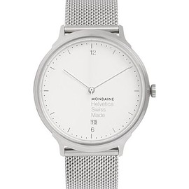 Mondaine - Helvetica No1 Light Stainless Steel Watch