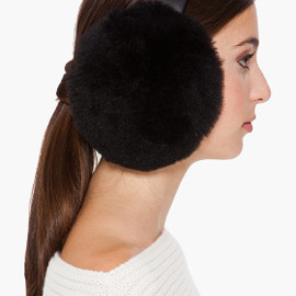 MARC JACOBS - MARC JACOBS Oversize Earmuffs