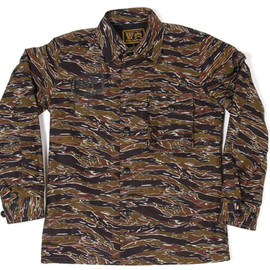 BBP - S.F. ARMY SHIRT JACKET