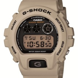 CASIO - G-SHOCK DW-6900SD-8JF Desert Beige Series