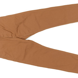 SASSAFRAS - SPRAYER PANTS-Duck-Brown