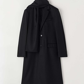 Tiger of Sweden - Cempier Coat in Black