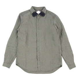 COSMIC WONDER Light Source - SASHIKO STITCHING SHIRT