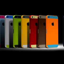 Colorware - Colorware iPhone 5