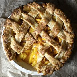 smitten kitchen - peach pie