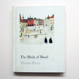 装丁:Emil Ruder - Marian Parry : The Birds of Basel