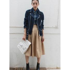 moussy - 【MOUSSY】CHINO MIMOLLET SK