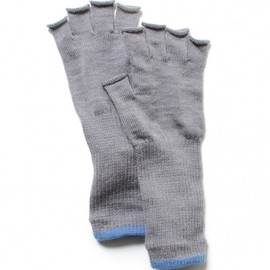 nonnative - HIKER GLOVE - WOOL MIX RIB
