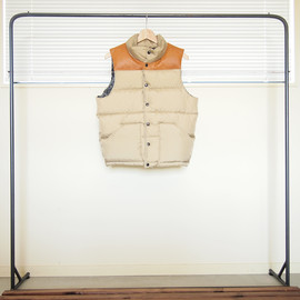 THE NORTH FACE PURPLE LABEL - Mountain Down Vest (ND2279N)