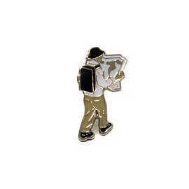 "UNIVERSAL PRODUCTS - PINS""MAN""/BEIGE"