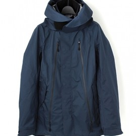 MofM(manofmoods) - MofM SAVER NYLON 3LAYER JACKET