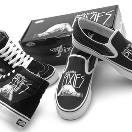 "VANS - vans slip-on ""The pixies"""