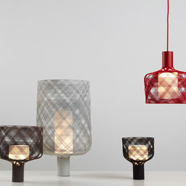 Arik Levy for Forestier - Antenna Lamps