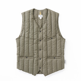 ROCKY MOUNTAIN FEATHERBED - SIX MONTH VEST OLIVE