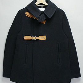 GENERAL RESEARCH PACKAGE - Belted Pea Coat (General Research Package 032)