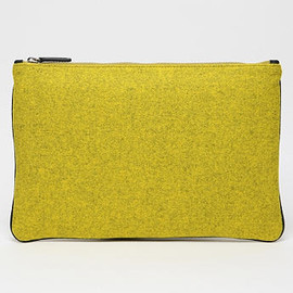 JIL SANDER - Mottled Wool Document Holder