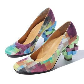 LOW PIXEL PRINT PUMPS