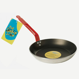THE CONRAN SHOP - RED HANDLE 28CM FRY PAN