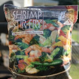 Trader Joe's - Shrimp Stir-Fry